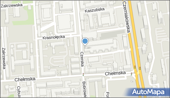 AMS, Czerska 8/10, Warszawa 00-732 - Przedsiębiorstwo, Firma, godziny otwarcia, numer telefonu, NIP: 7820021306