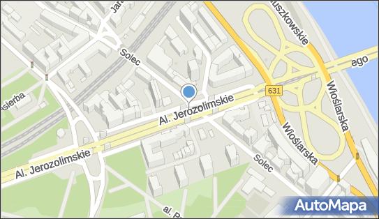 Andalusia, Solec 81B, Warszawa 00-382 - Przedsiębiorstwo, Firma, godziny otwarcia, NIP: 1070006379