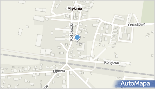 Ando Firma Handlowo Usługowa, ul. Tadeusza Kościuszki 5, Miękinia 55-330 - Przedsiębiorstwo, Firma, NIP: 9131293591