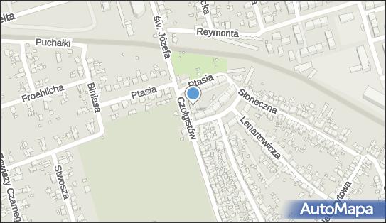 Andrzej Kasperek Firma Usługowa Punkt 21 G & A Kasperek 41-800 - Przedsiębiorstwo, Firma, NIP: 6481077389