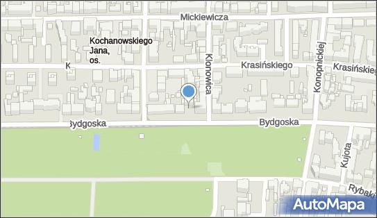 Anika Druk, ul. Bydgoska 62, Toruń 87-100 - Przedsiębiorstwo, Firma, numer telefonu, NIP: 8792607382