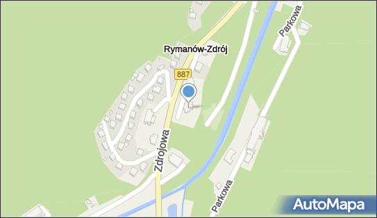 Anna Tuchowska, Zdrojowa 53, Rymanów-Zdrój 38-481 - Przedsiębiorstwo, Firma, NIP: 6841299495