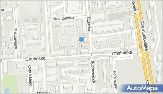 Apis Puh, ul. Chełmska 18A, Warszawa 02-725 - Przedsiębiorstwo, Firma, NIP: 5212685212