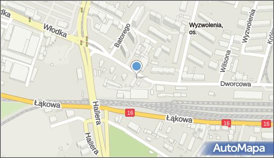 Apollo, Dworcowa 14, Grudziądz 86-300 - Przedsiębiorstwo, Firma, NIP: 8762049411