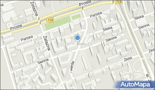 Aranda, ul. Twarda 44, Warszawa 00-831 - Przedsiębiorstwo, Firma, numer telefonu, NIP: 5272601035