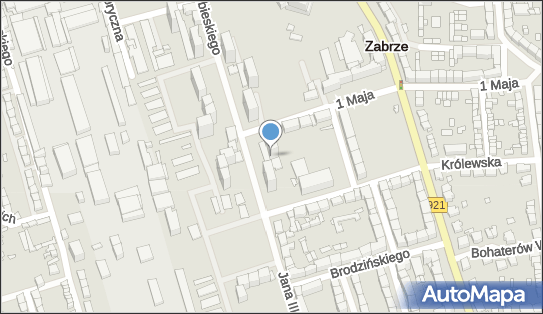 ARAS, ul. Jana III Sobieskiego 6, Zabrze 41-800 - Przedsiębiorstwo, Firma, numer telefonu, NIP: 6482240992