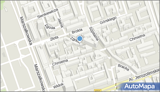 Arista Polska, Zgoda 3, Warszawa 00-018 - Przedsiębiorstwo, Firma, numer telefonu, NIP: 8982057134
