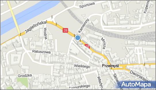 Arkadiusz Semp Centrum Ubezpieczeń-Multiagencja, ul. Wałowa 3 37-700 - Przedsiębiorstwo, Firma, NIP: 7951097296