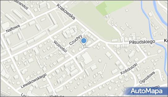 Aspro, ul. Augusta Lewakowskiego 4, Krosno 38-400 - Przedsiębiorstwo, Firma, NIP: 6841664492