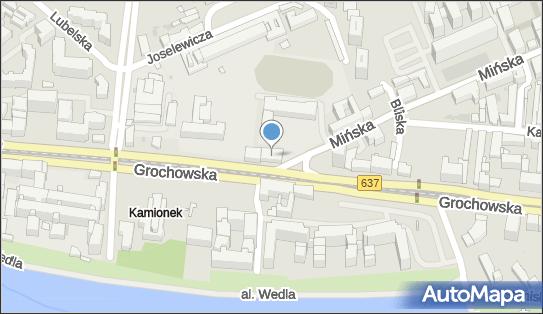 Audior Import Export Handel, ul. Grochowska 342, Warszawa 04-838 - Przedsiębiorstwo, Firma, NIP: 1132224688