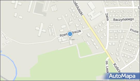 Auto Centrum, Rzemieślnicza 5, Olecko 19-400 - Przedsiębiorstwo, Firma, NIP: 8471038532