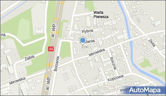 Auto Hamulce, Mirowska 27, Częstochowa 42-202 - Przedsiębiorstwo, Firma, numer telefonu
