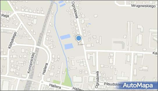 Auto Handel, ul. Ogrodowa 7A, Mogilno 88-300 - Przedsiębiorstwo, Firma, NIP: 5571147928
