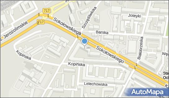Auto Land, Kopińska 36A, Warszawa 02-327 - Przedsiębiorstwo, Firma, numer telefonu, NIP: 5261879264