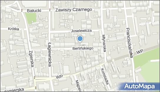 Banachowska, ul. H. Berlińskiego 14/20, Łódź 91-831 - Przedsiębiorstwo, Firma, NIP: 7260258213