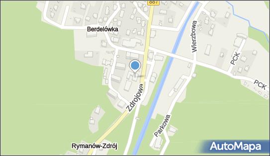 Beata Głowacka - Działalność Gospodarcza, Zdrojowa 38 38-481 - Przedsiębiorstwo, Firma, NIP: 6841046819