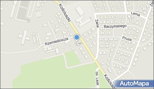 Betoniarstwo Nagrobkowe, ul. Kościuszki 32, Olecko 19-400 - Przedsiębiorstwo, Firma, NIP: 8471025765