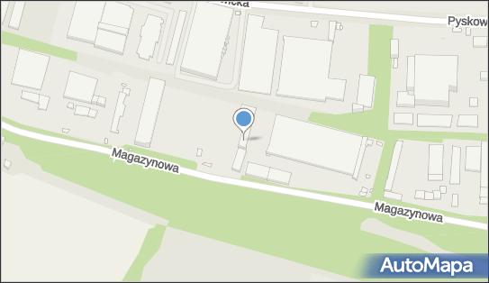 Biuro Handlowe Sedtex w Likwidacji, ul. Magazynowa 6, Zabrze 41-800 - Przedsiębiorstwo, Firma, numer telefonu, NIP: 6312218309