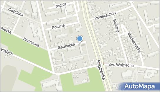 Biuro Rachunkowe Lex Integro, Sarmacka 2, Łódź 93-320 - Przedsiębiorstwo, Firma, NIP: 7291349141