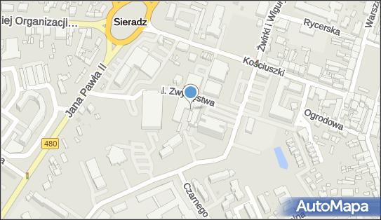 Biuro Rachunkowe Numina, Plac Wojewódzki 3, Sieradz 98-200 - Przedsiębiorstwo, Firma, numer telefonu, NIP: 8271134662