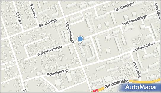 Biuro- Serwis Marcin Dylewski, os. Centrum 20, Sokółka 16-100 - Przedsiębiorstwo, Firma, NIP: 5451457075