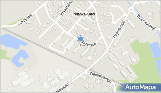Biuro Usług Inwentyaryzacyjnych Inwent Krosno, ul. Szklarska 3 38-401 - Przedsiębiorstwo, Firma, NIP: 6841037648