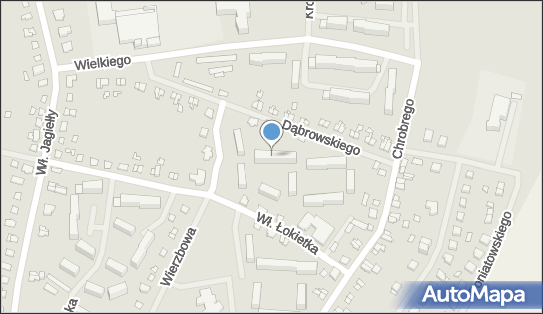 Biuro Usługowe Akt, ul. Jarosława Dąbrowskiego 32 A, Kętrzyn 11-400 - Przedsiębiorstwo, Firma, NIP: 7421090783