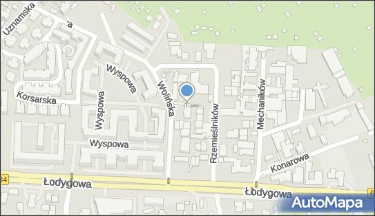 Blacharstwo Lakiernictwo Pojazdowe, Wolińska 10, Warszawa 03-699 - Przedsiębiorstwo, Firma, NIP: 9511624597