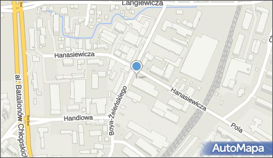 Blue Cherry Studio, Hanasiewicza 15, Rzeszów 35-103 - Przedsiębiorstwo, Firma