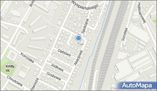 Blue Net, Akacjowa 47, Rzeszów 35-113 - Przedsiębiorstwo, Firma, NIP: 8133674121