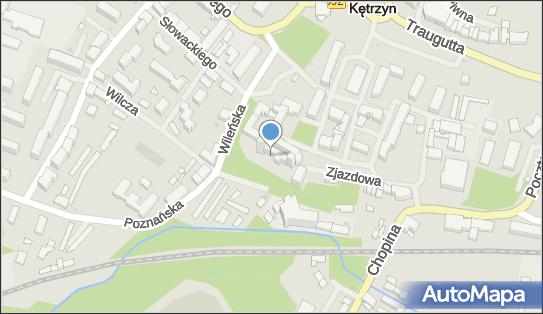 Bractwo Pielgrzymkowe św Jakuba, Zamkowa 5, Kętrzyn 11-400 - Przedsiębiorstwo, Firma, numer telefonu, NIP: 7422134815