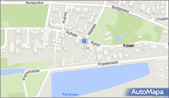 Bufet Zakładowy Mzwik, ul. Rybaki 31/35, Toruń 87-100 - Przedsiębiorstwo, Firma, NIP: 9561405271