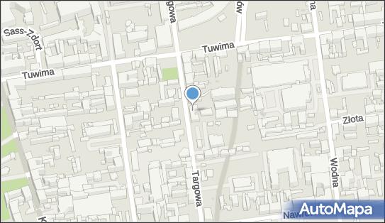 Bufet, ul. Targowa 18, Łódź 90-042 - Przedsiębiorstwo, Firma, numer telefonu, NIP: 7271089263