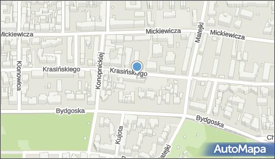 Centrum Edukacyjne Novum Toruń, ul. Zygmunta Krasińskiego 45/47 87-100 - Przedsiębiorstwo, Firma, numer telefonu, NIP: 9561862844
