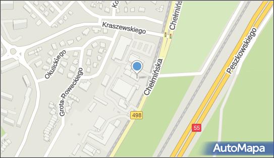 Centrum Mechaniki Pojazdów Auto Cemep, Chełmińska 206, Grudziądz 86-300 - Przedsiębiorstwo, Firma, numer telefonu, NIP: 8762092312