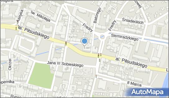 Centrum Medyczne Promedica, pl. Wolności 17, Rzeszów 35-073 - Przedsiębiorstwo, Firma, numer telefonu, NIP: 8133310525