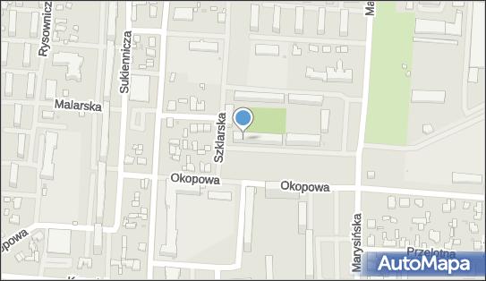 Centrum Osteopatii Radosław Janczyk, Franciszkańska 139/145, Łódź 91-852 - Przedsiębiorstwo, Firma, NIP: 7272554466