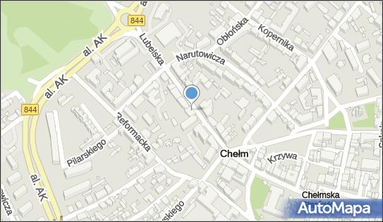 Centrum Przygotowania i Obsługi Inwestycji Inwest Bud, Chełm 22-100 - Przedsiębiorstwo, Firma, NIP: 5631005185