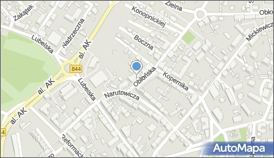 Centrum Rachunkowości Prestiż, ul. Obłońska 1A, Chełm 22-100 - Przedsiębiorstwo, Firma, NIP: 9221581483