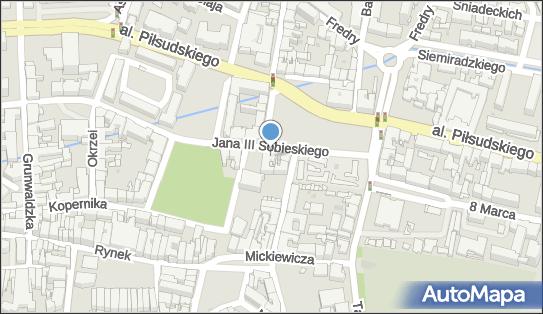 Centrum Usług Finansowo Ubezpieczeniowych Cap Mar, pl. Wolności 2 35-073 - Przedsiębiorstwo, Firma, NIP: 8141136421