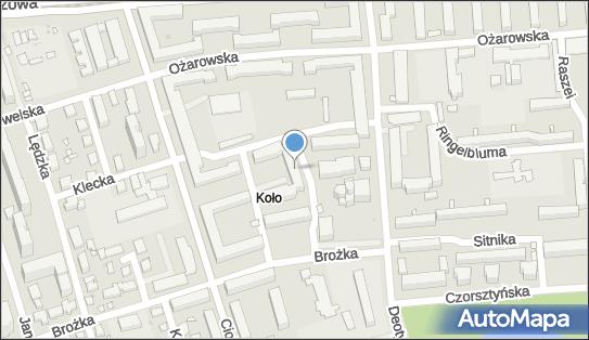 Cezary Greś - Działalność Gospodarcza, Deotymy 43A, Warszawa 01-441 - Przedsiębiorstwo, Firma, NIP: 5272228346