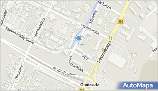 College, Młyńska 4, Grudziądz 86-300 - Przedsiębiorstwo, Firma, NIP: 8762156294