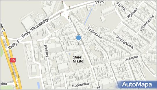 Consulenza, ul. Chełmińska 3, Toruń 87-100 - Przedsiębiorstwo, Firma, numer telefonu, NIP: 8371650529