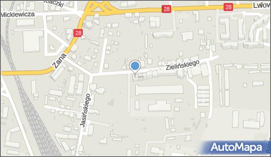 Corner Przemyśl, ul. Zygmunta Zielińskiego 8C, Przemyśl 37-700 - Przedsiębiorstwo, Firma, NIP: 7952170888