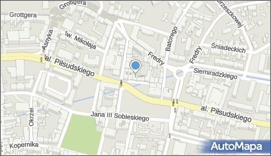 Crosswords Factory, pl. Wolności 13, Rzeszów 35-073 - Przedsiębiorstwo, Firma, NIP: 5170345781