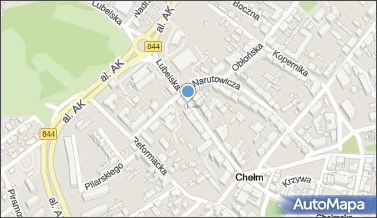 Cudicom, ul. Lubelska 79B, Chełm 22-100 - Przedsiębiorstwo, Firma, numer telefonu, NIP: 5632070888