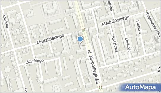 Darexpol, Aleja Niepodległości 137/141, Warszawa 02-570 - Przedsiębiorstwo, Firma, NIP: 9510026322
