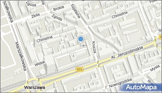 Dawanda, Widok 8, Warszawa 00-023 - Przedsiębiorstwo, Firma, NIP: 5252534956