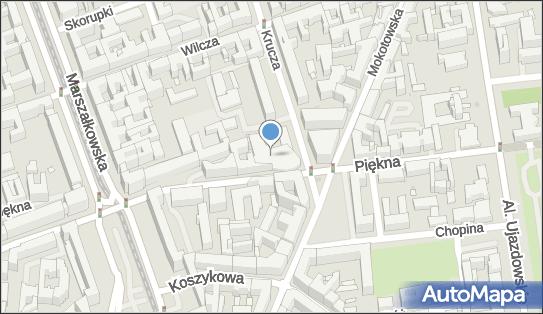 Dekert, Piękna 20, Warszawa 00-549 - Przedsiębiorstwo, Firma, numer telefonu, NIP: 7642544544