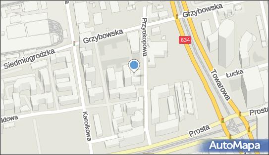 DG Associates, Przyokopowa 33, Warszawa 01-208 - Przedsiębiorstwo, Firma, NIP: 5252542022